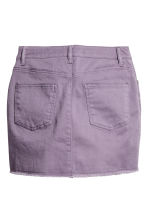 Twill skirt - Purple - Kids | H&M IE 3