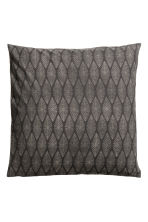Patterned cushion cover - null - Home All | H&M CN 2