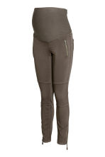 MAMA Biker trousers - Dark grey - Ladies | H&M 2