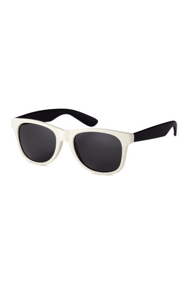 Sunglasses - Natural white - Men | H&M CN