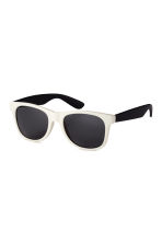 Sunglasses - Natural white - Men | H&M 1