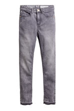 Superstretch trousers - Grey washed out -  | H&M CN 2