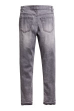 Superstretch trousers - Grey washed out -  | H&M CN 3