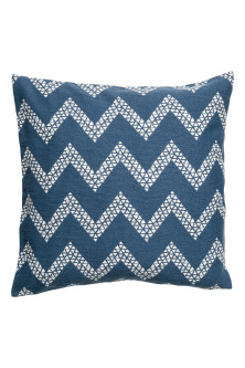 Jacquard-weave cushion cover