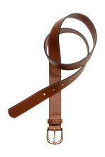 Belt - Brown - Ladies | H&M CN 2
