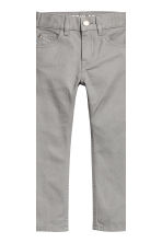 2-pack Trousers Regular fit - Dark blue/Grey - Kids | H&M CN 4