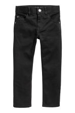 2-pack Trousers Regular fit - Black/Green -  | H&M CN 3