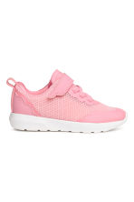 Mesh trainers - Pink - Kids | H&M 1