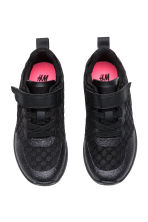 Mesh trainers - Black - Kids | H&M CA 2