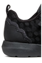 Mesh trainers - Black - Kids | H&M CA 4