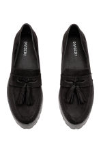 Platform Loafers - Black - Ladies | H&M CA 2