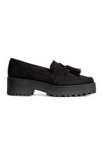 Platform Loafers - Black - Ladies | H&M CA 1