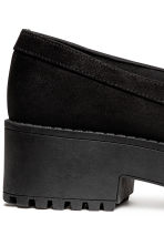 Platform Loafers - Black - Ladies | H&M CA 4