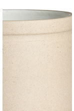 Stoneware jar - Natural white - Home All | H&M CN 2