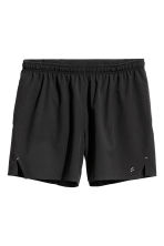 Shorts da running - Nero - UOMO | H&M IT 2