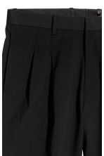 Knee-length shorts - Black - Men | H&M 4