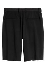 Knee-length shorts - Black - Men | H&M 3