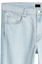 Jeans with side panels - Light denim blue - Men | H&M 6