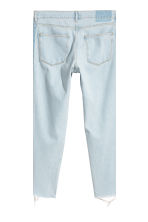 Jeans with side panels - Light denim blue - Men | H&M 5