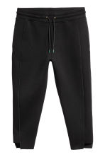Joggers in scuba fabric - Black - Men | H&M 2