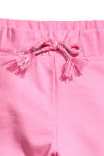 Sweatpants - Pink/Cats -  | H&M 3