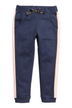 Sweatpants - Dark blue - Kids | H&M CN 2