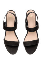 Sandals - Black - Ladies | H&M CN 3