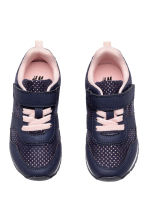 Sneakers - Dark blue/Spotted - Kids | H&M CA 2