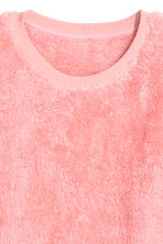 Fleece sweatshirt - Pink - Ladies | H&M CN 2