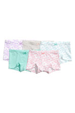 5-pack boxer briefs - White/Butterflies - Kids | H&M CN 1
