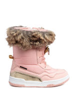 Waterproof boots - Light pink - Kids | H&M CN 1