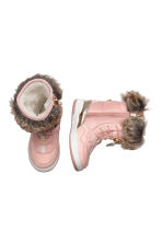 Waterproof boots - Light pink - Kids | H&M CN 2