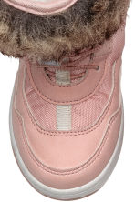 Waterproof boots - Light pink - Kids | H&M CN 3