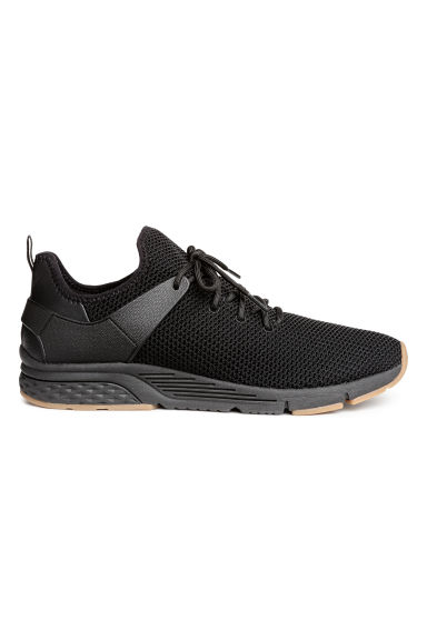 Fully-fashioned trainers - Black - Men | H&M CN