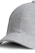 Cap - Dark grey - Men | H&M 3