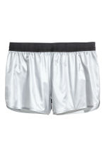 Running shorts - Silver - Ladies | H&M CA 2