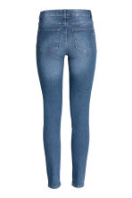 Superstretch trousers - Denim blue - Ladies | H&M 3