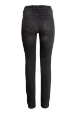 Superstretchbroek - Nearly black - DAMES | H&M BE 3