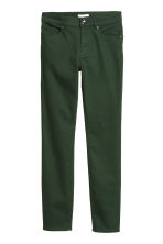 Superstretch trousers - Dark green - Ladies | H&M 2