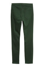 Superstretch trousers - Dark green - Ladies | H&M 3