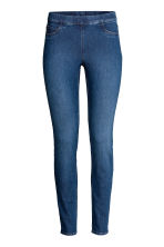 Treggings i superstretch - Denimblå - DAM | H&M FI 2