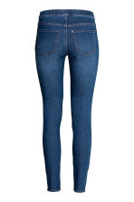 Treggings i superstretch - Denimblå - DAM | H&M FI 3