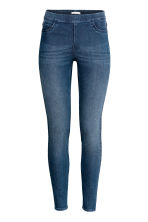 Superstretch treggings - Denim blue/Washed - Ladies | H&M 2