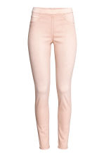 Treggings i superstretch - Puderrosa - DAM | H&M FI 2
