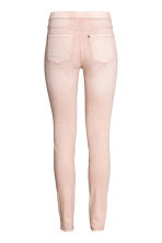 Treggings i superstretch - Puderrosa - DAM | H&M FI 3