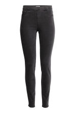 Treggings superstretch - Nearly black -  | H&M PT 1
