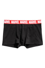 Set van 3 boxershorts - Trunk - Grijs/Marvel Comics - HEREN | H&M NL 3