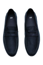 Loafers - Dark blue - Men | H&M CN 2