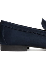 Loafers - Dark blue - Men | H&M CN 4