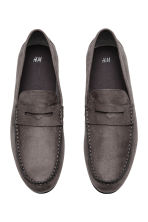 Loafers - Dark grey - Men | H&M 2